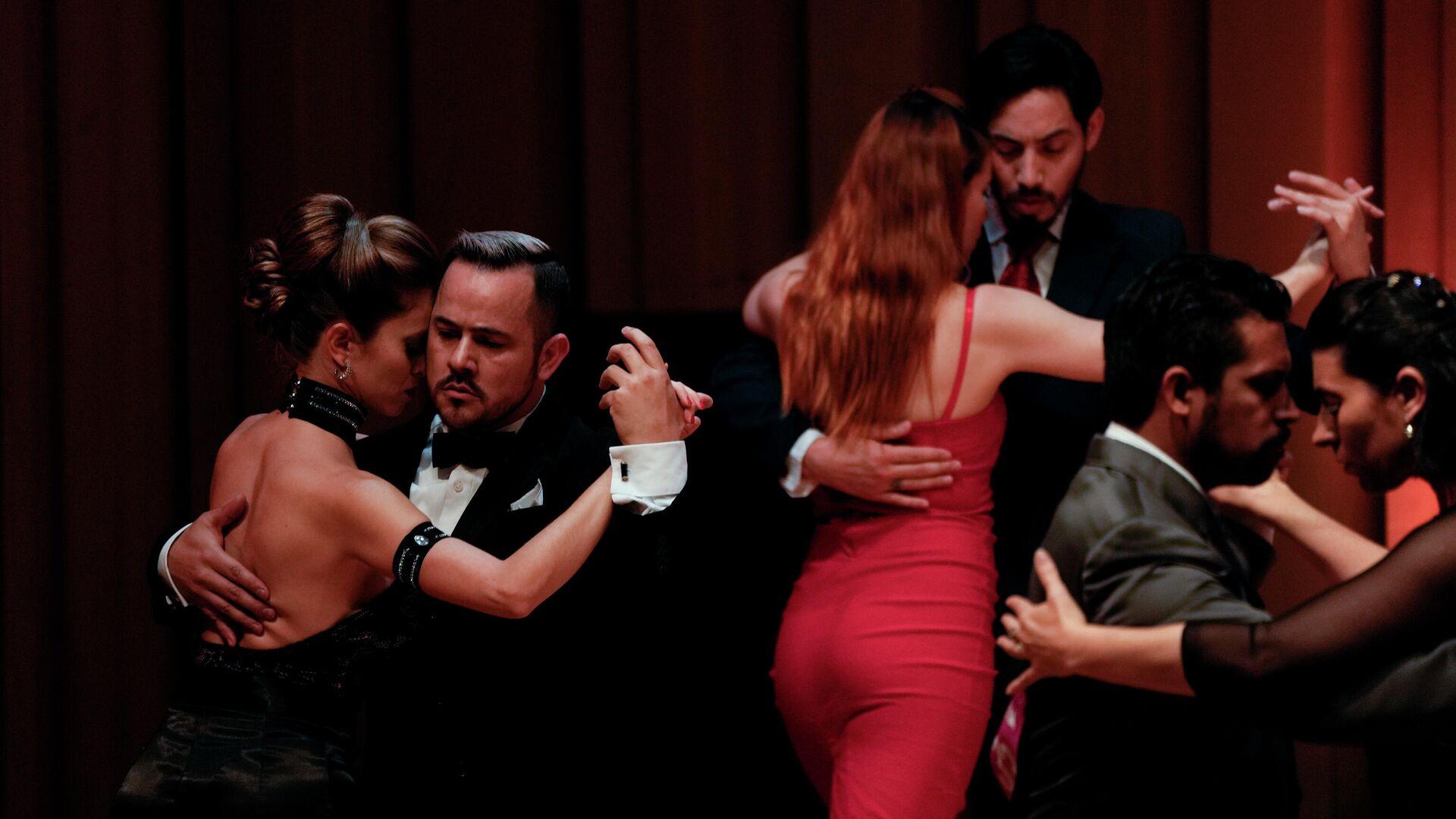 Mundial de tango 2021 en Buenos Aires - Sputnik Mundo, 1920, 19.09.2021