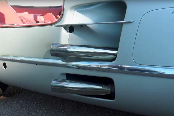 Mercedes-Benz 300 SLR Coupé - Sputnik Mundo