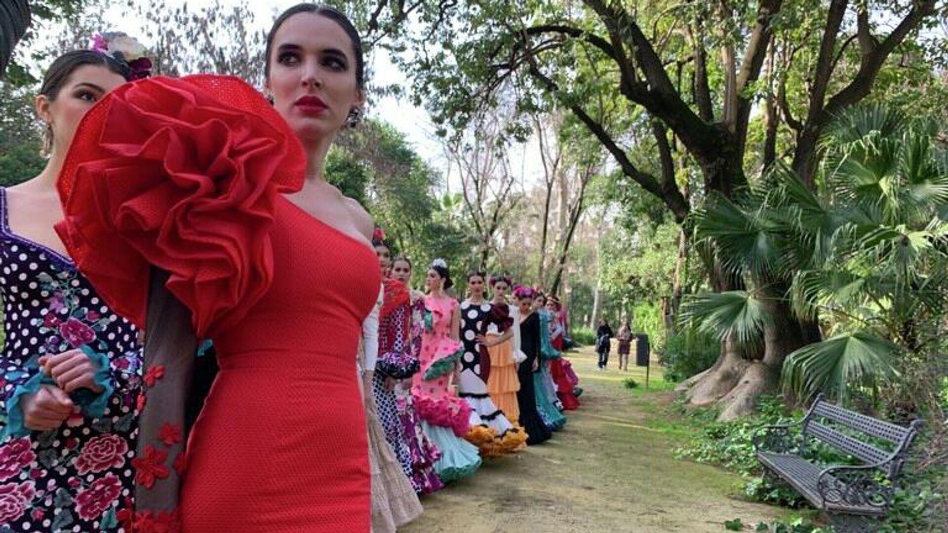 Presentación Sevilla Flamenca  - Sputnik Mundo, 1920, 20.09.2021