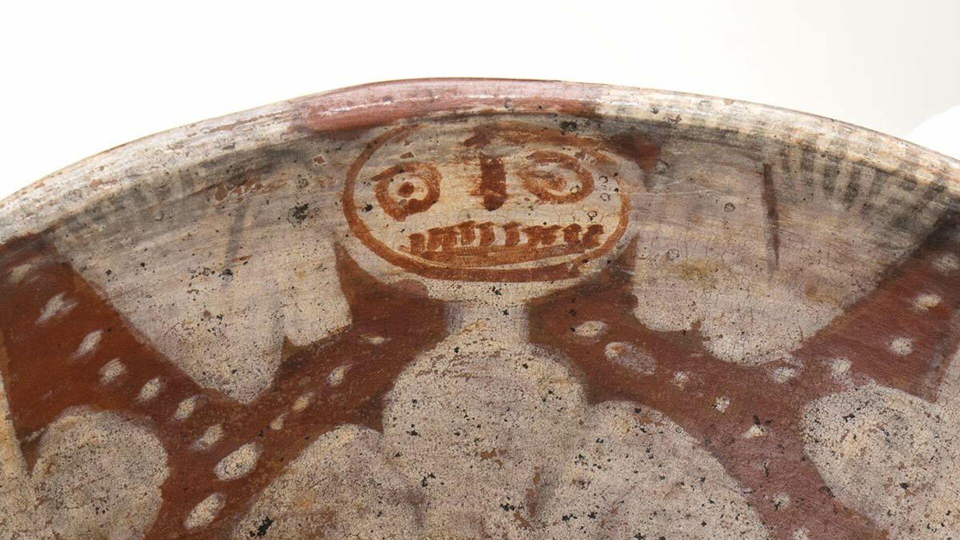 Pieza arqueológica recuperada por el INAH - Sputnik Mundo, 1920, 20.09.2021