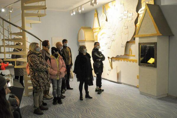 """El complejo del museo """"Campo de Kulikovo"""" es uno de los centros histórico-culturales de mayor renombre en Rusia. - Sputnik Mundo"""