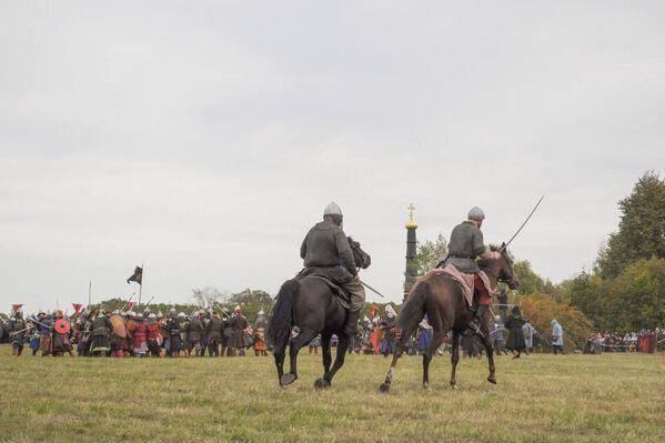 La decisiva victoria de las tropas rusas en la Batalla de Kulikovo supuso el comienzo del derrocamiento del dominio tártaro-mongol: el principal obstáculo al desarrollo de Rusia. - Sputnik Mundo