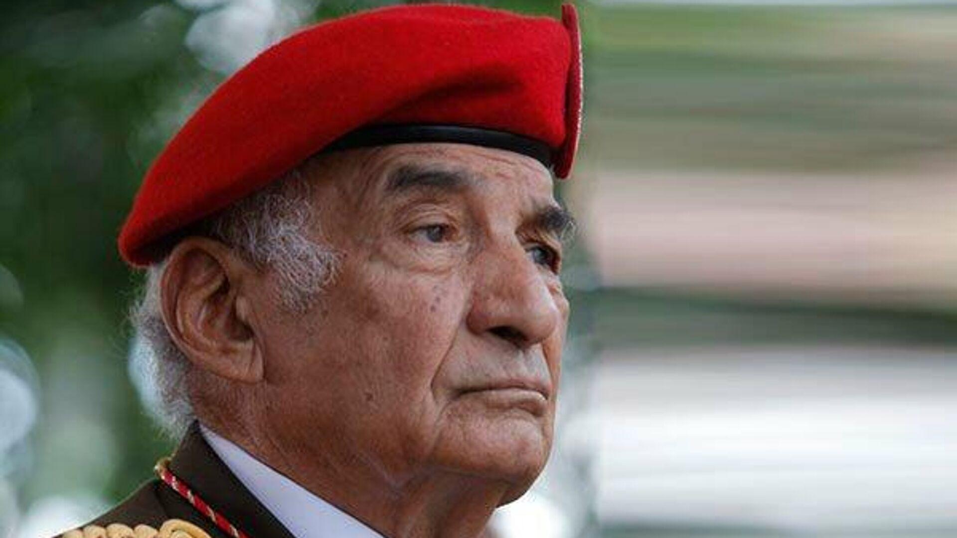 Jacinto Pérez Arcay,  jefe honorario del Estado Mayor de la Comandancia de la Fuerza Armada Nacional Bolivariana (FANB) de Venezuela - Sputnik Mundo, 1920, 20.09.2021