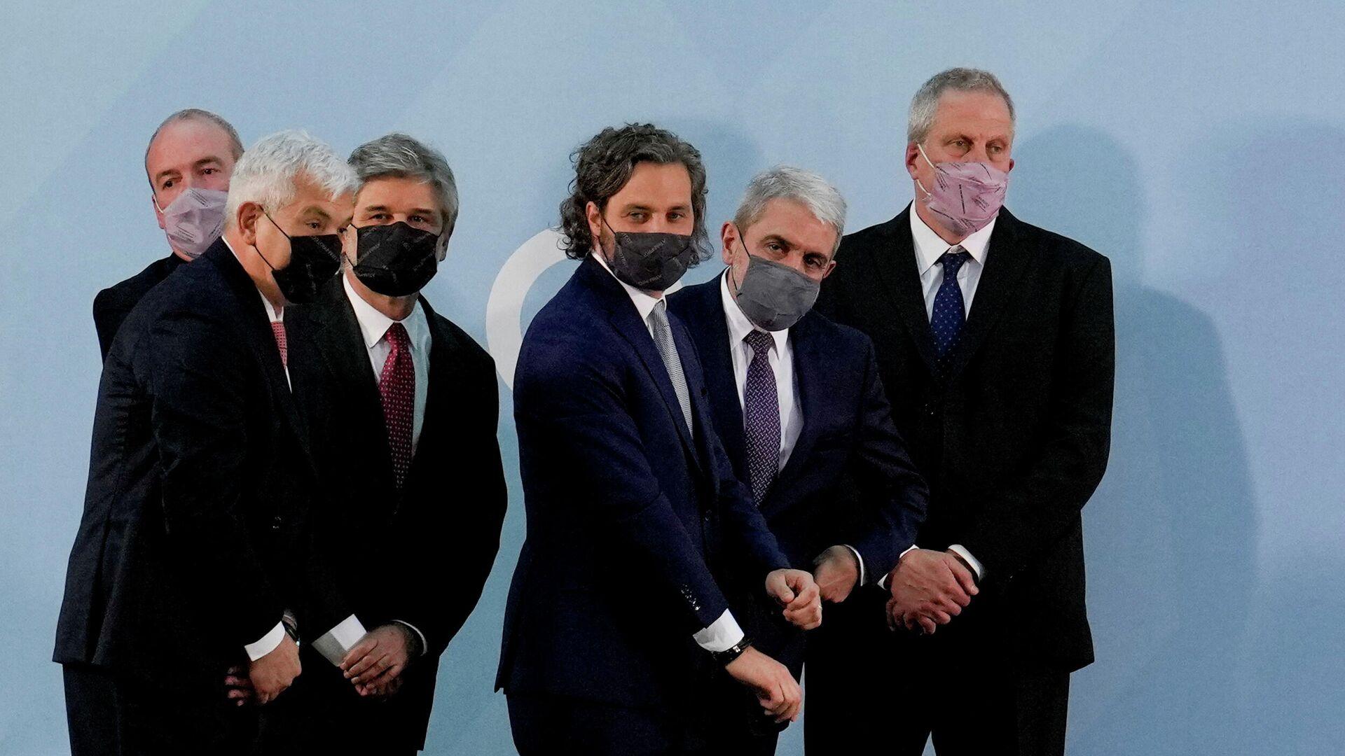 Los nuevos ministros de Argentina - Sputnik Mundo, 1920, 20.09.2021