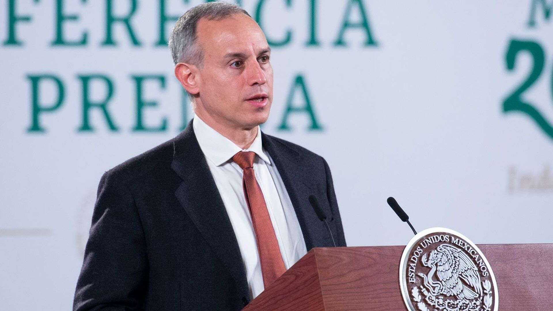 Hugo López-Gatell, subsecretario de la Secretaría de la Salud México - Sputnik Mundo, 1920, 21.09.2021