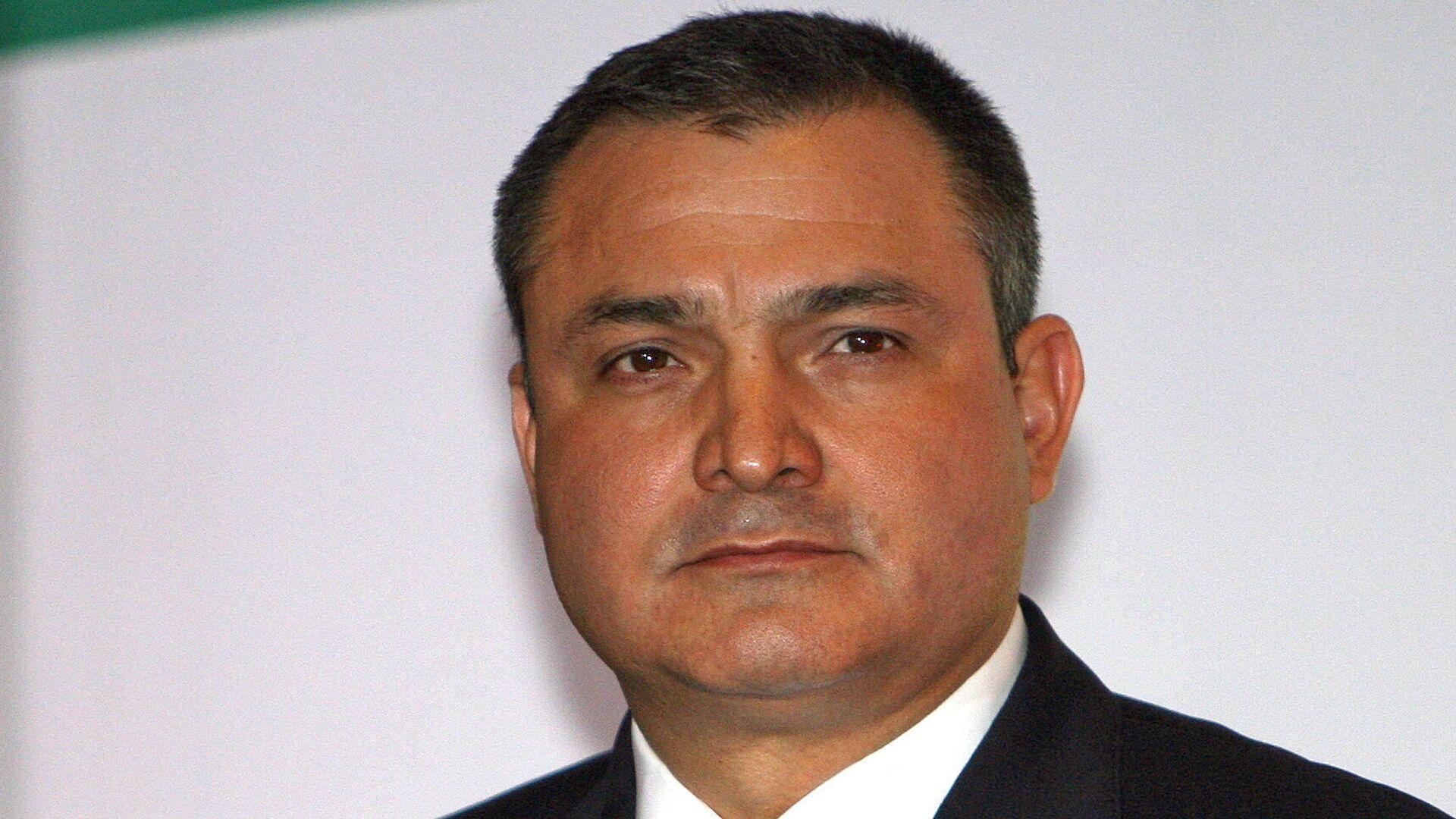 Genaro Garcia Luna, exsecretario de Seguridad Pública - Sputnik Mundo, 1920, 21.09.2021