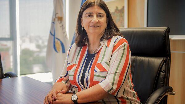 Presidenta del Consejo Nacional de Investigaciones Científicas y Técnicas (Conicet), Ana Franchi  - Sputnik Mundo