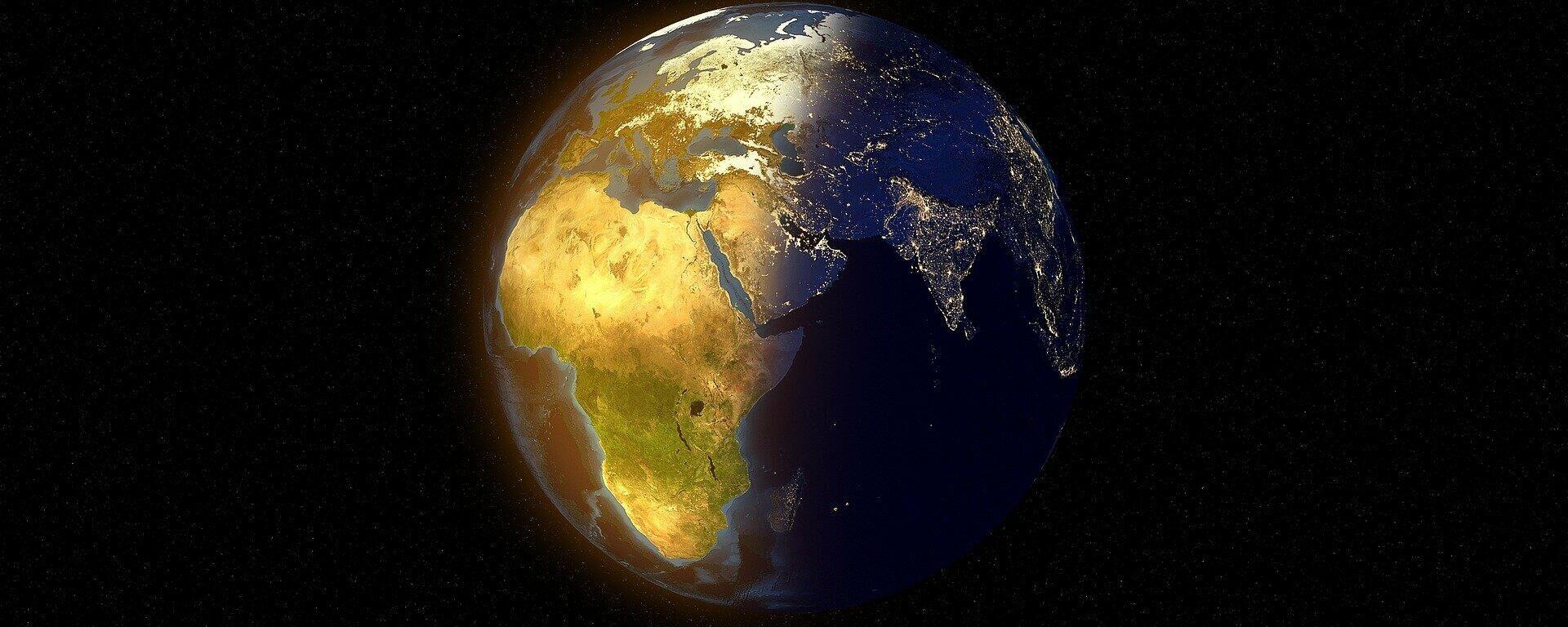 El globo terráqueo - Sputnik Mundo, 1920, 22.09.2021