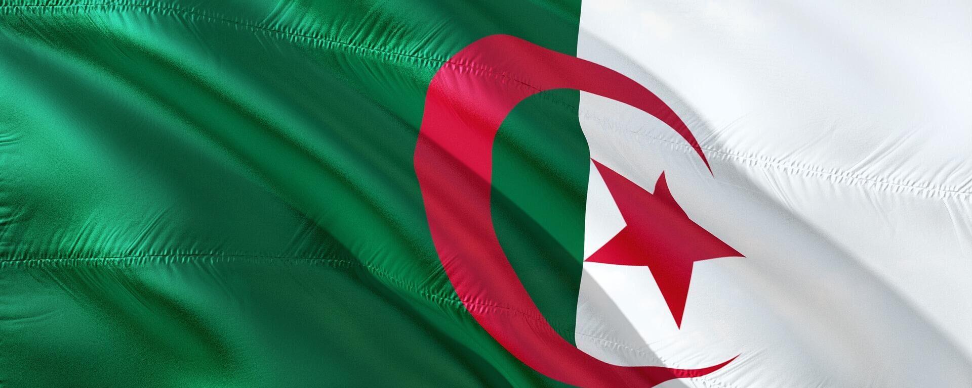 Bandera de Argelia - Sputnik Mundo, 1920, 03.10.2021