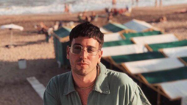 Mateo Sujatovich, creador del proyecto solista Conociendo Rusia  - Sputnik Mundo