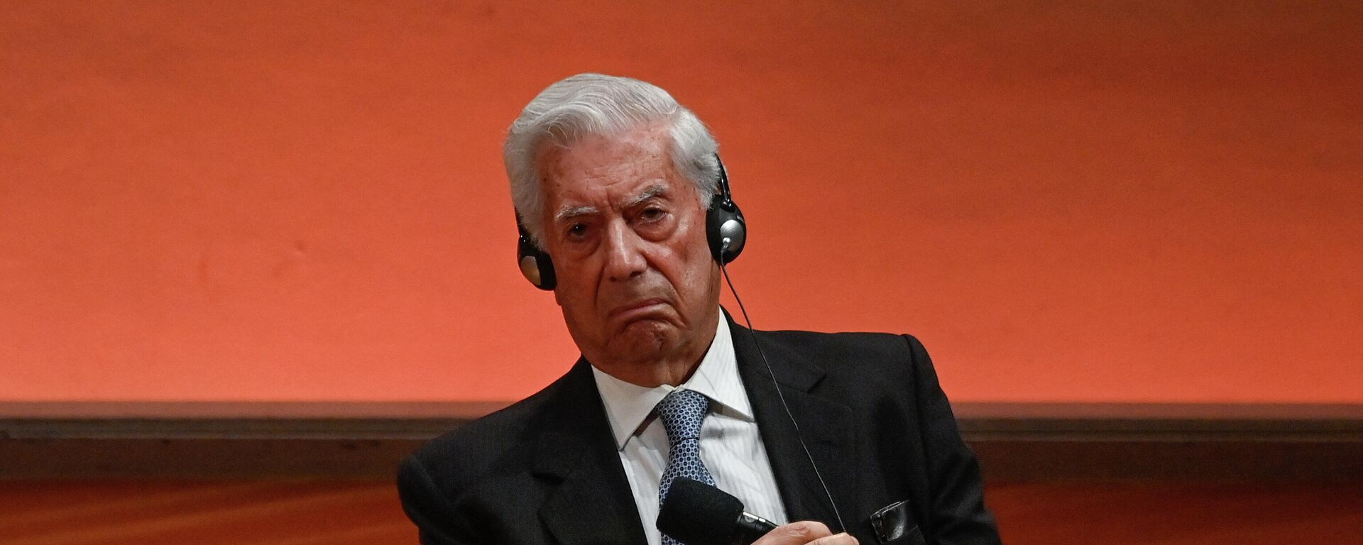 Mario Vargas Llosa, escritor - Sputnik Mundo, 1920, 23.09.2021