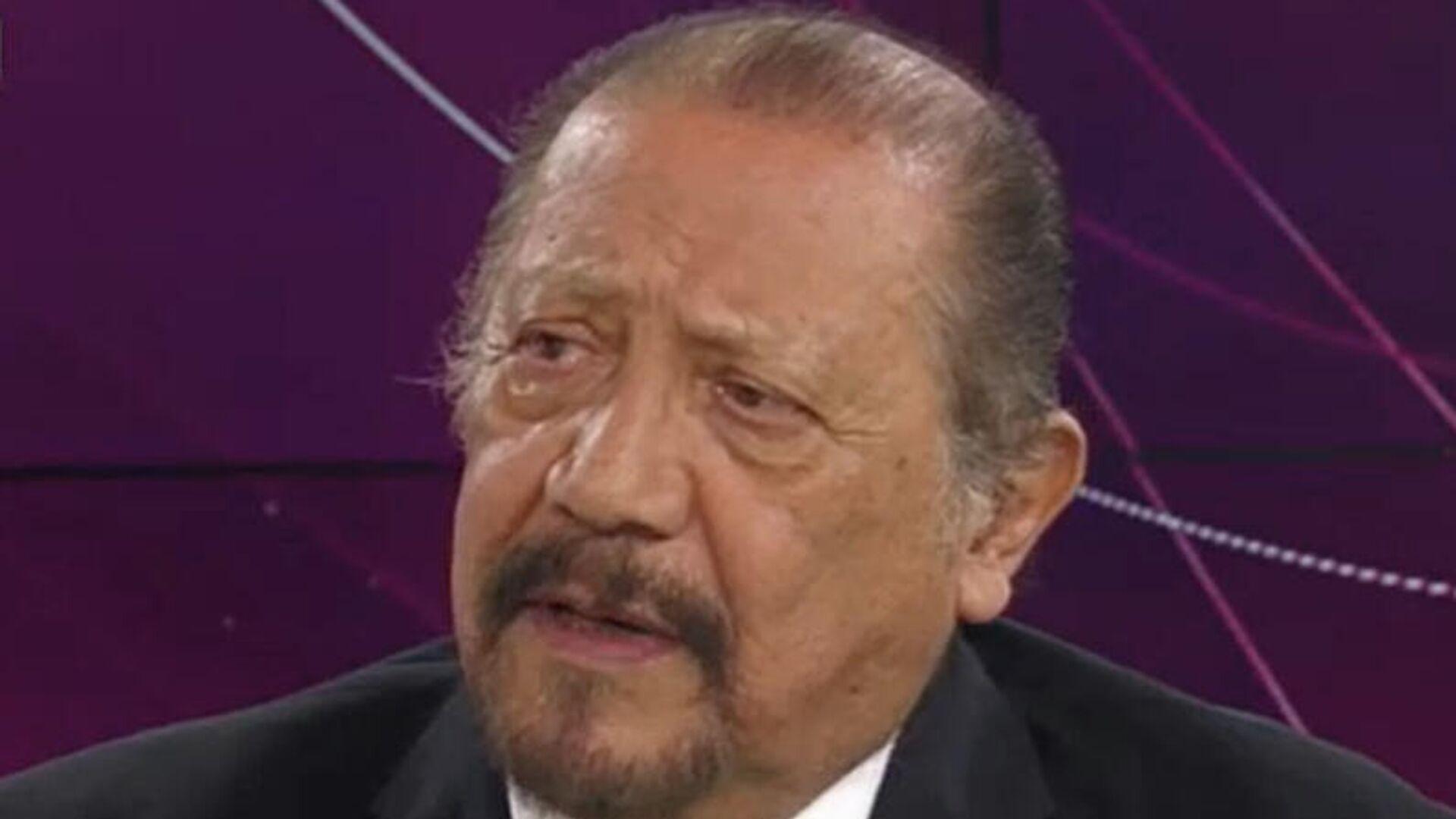 Sócrates Campos Lemus, líder del movimiento estudiantil de 1968 en México  - Sputnik Mundo, 1920, 23.09.2021