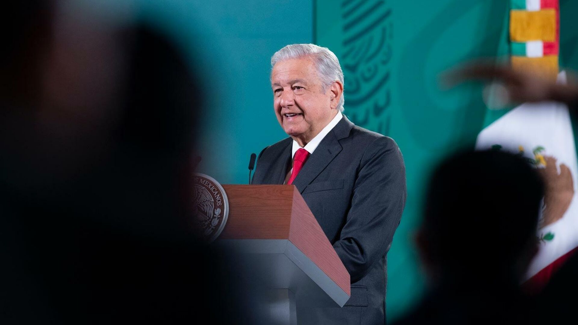 Andrés Manuel López Obrador, presidente de México - Sputnik Mundo, 1920, 23.09.2021