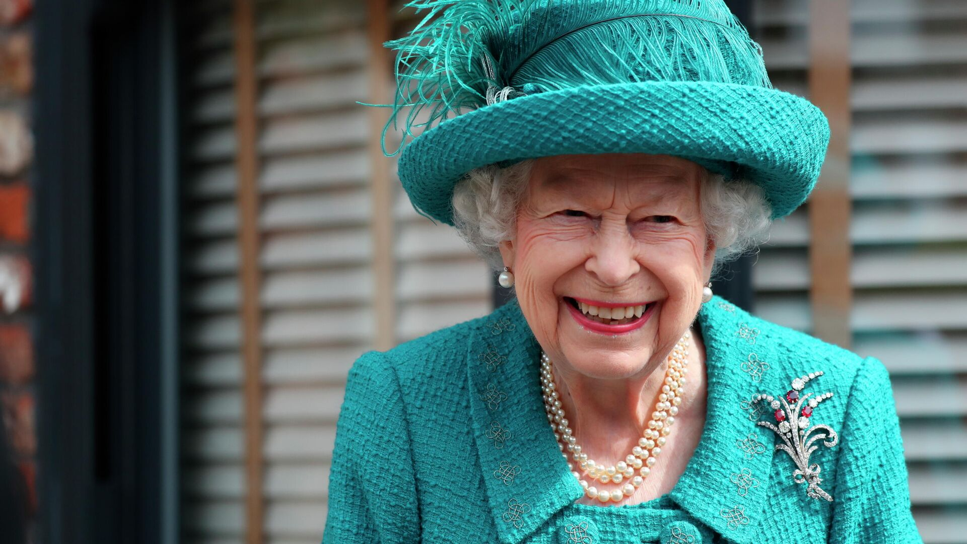 Isabel II, reina británica - Sputnik Mundo, 1920, 23.09.2021