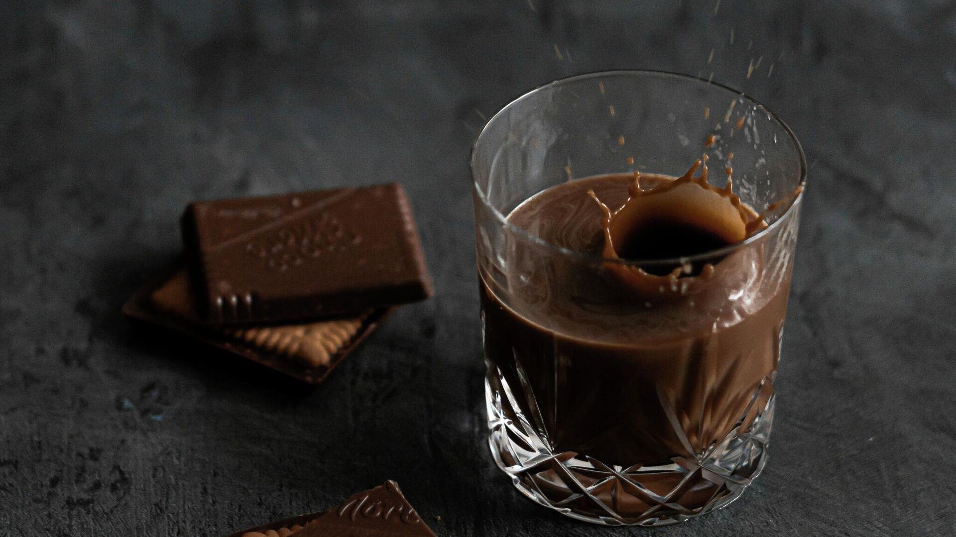 Imagen referencial de chocolate - Sputnik Mundo, 1920, 25.09.2021