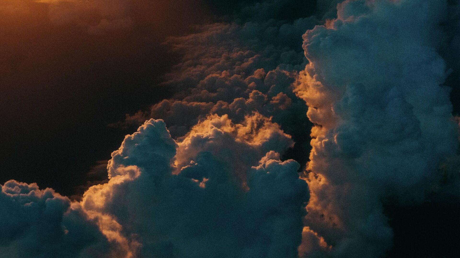 Unas nubes - Sputnik Mundo, 1920, 24.09.2021
