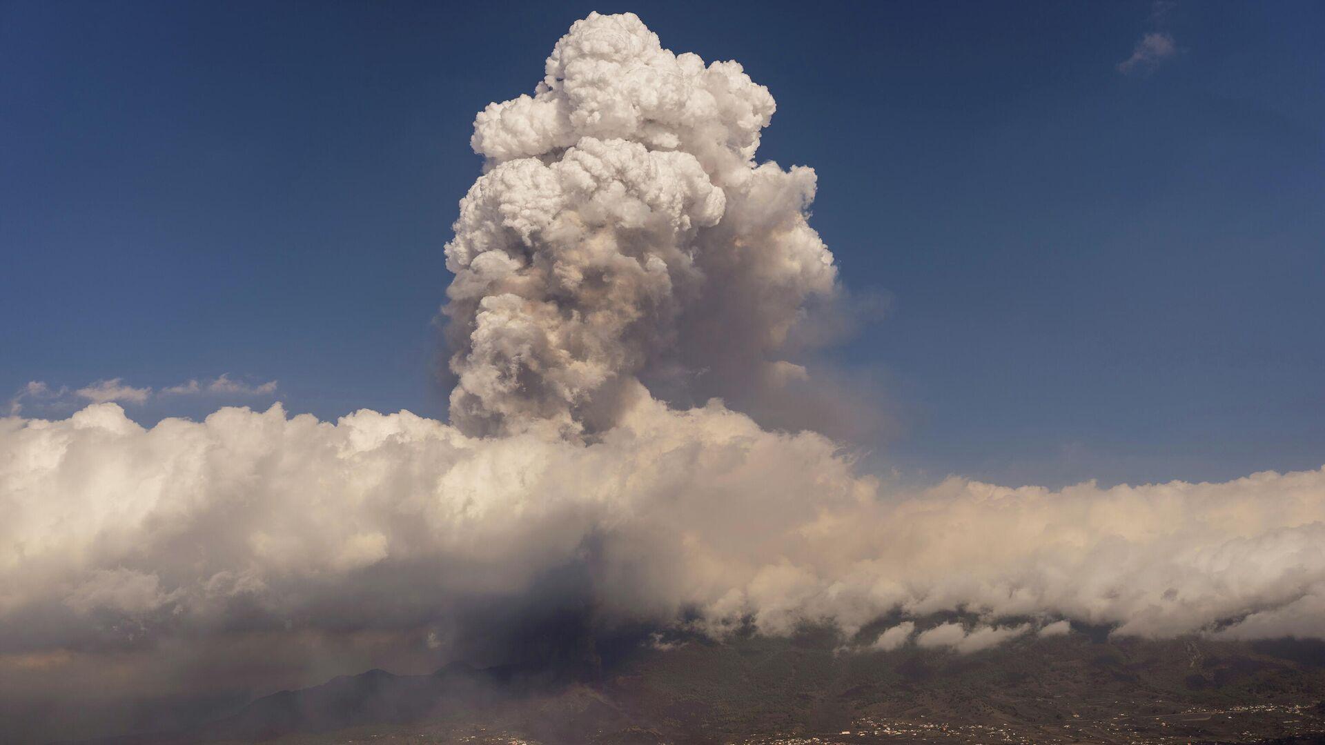 Erupción del volcán en La Palma - Sputnik Mundo, 1920, 24.09.2021
