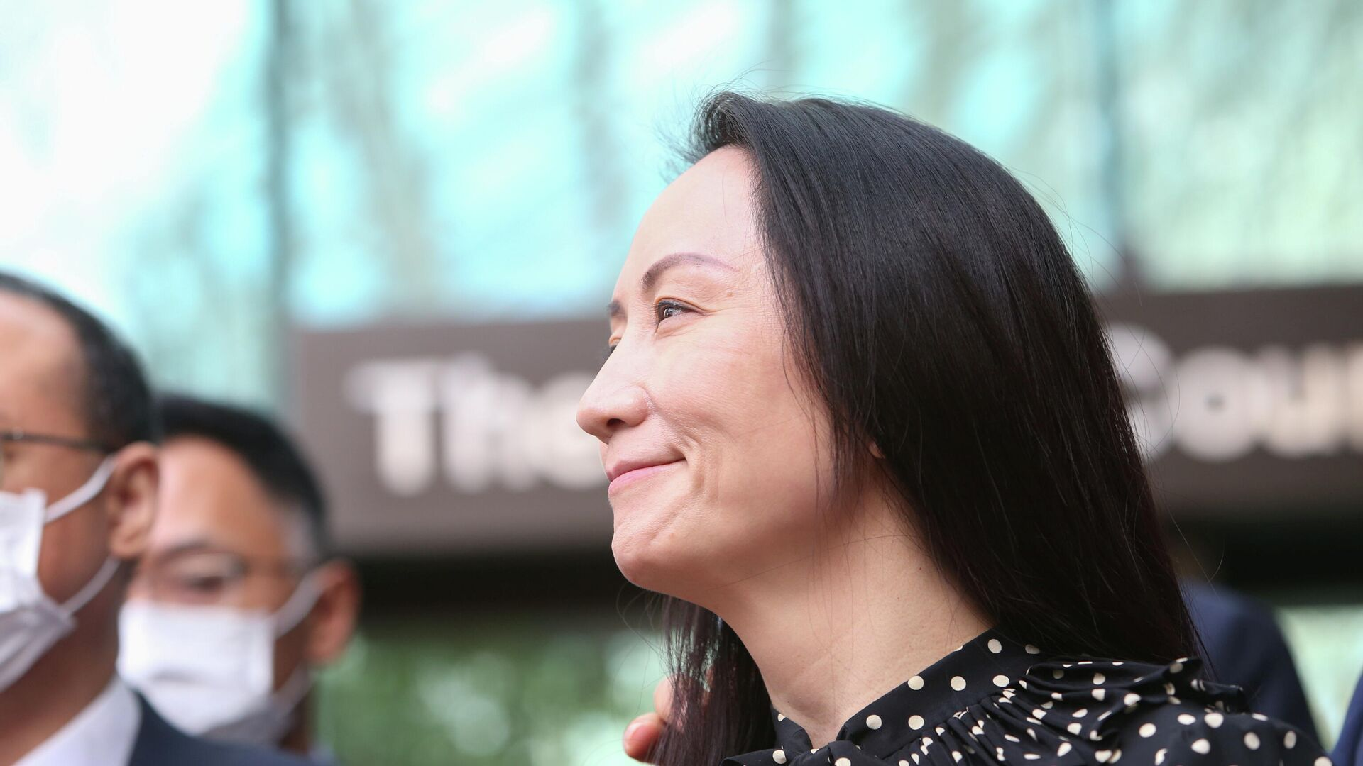 Meng Wanzhou, directora financiera de Huawei - Sputnik Mundo, 1920, 25.09.2021