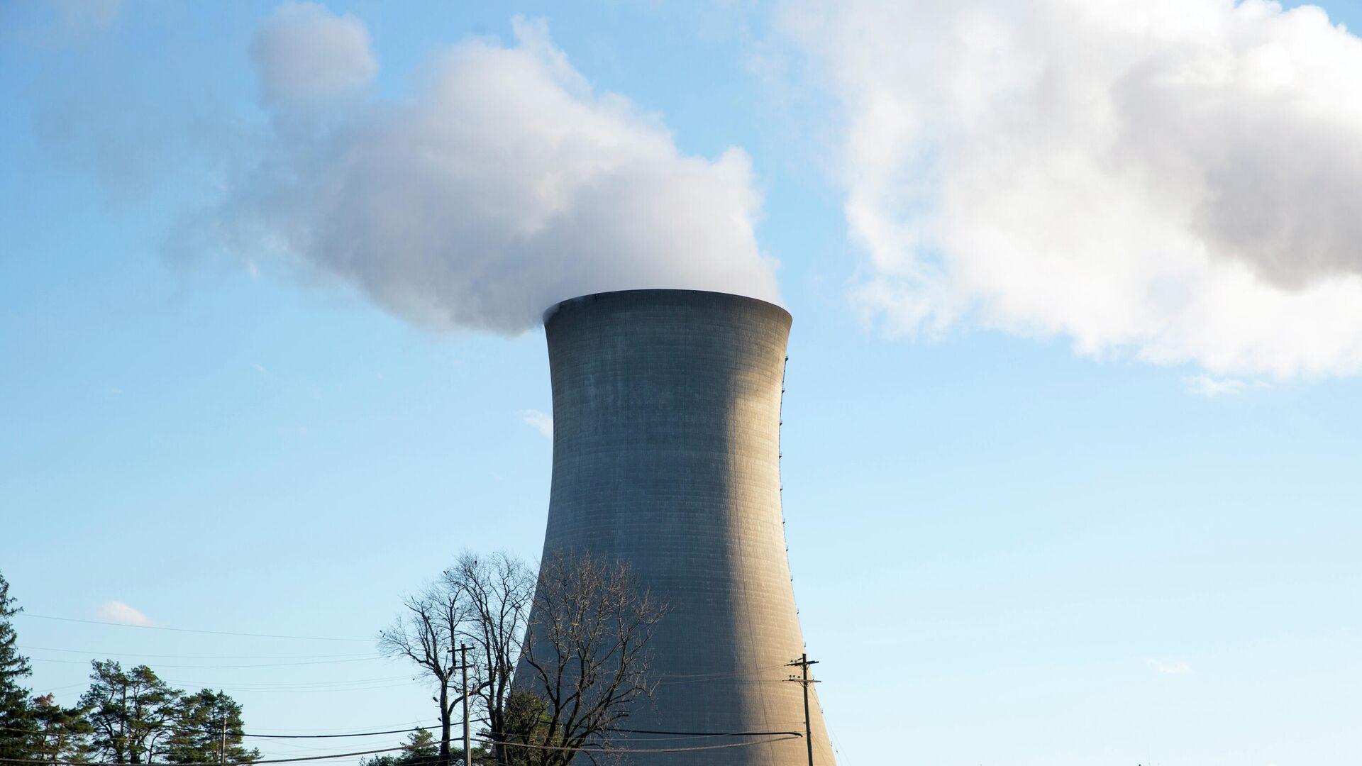 Una planta nuclear en EEUU - Sputnik Mundo, 1920, 25.09.2021