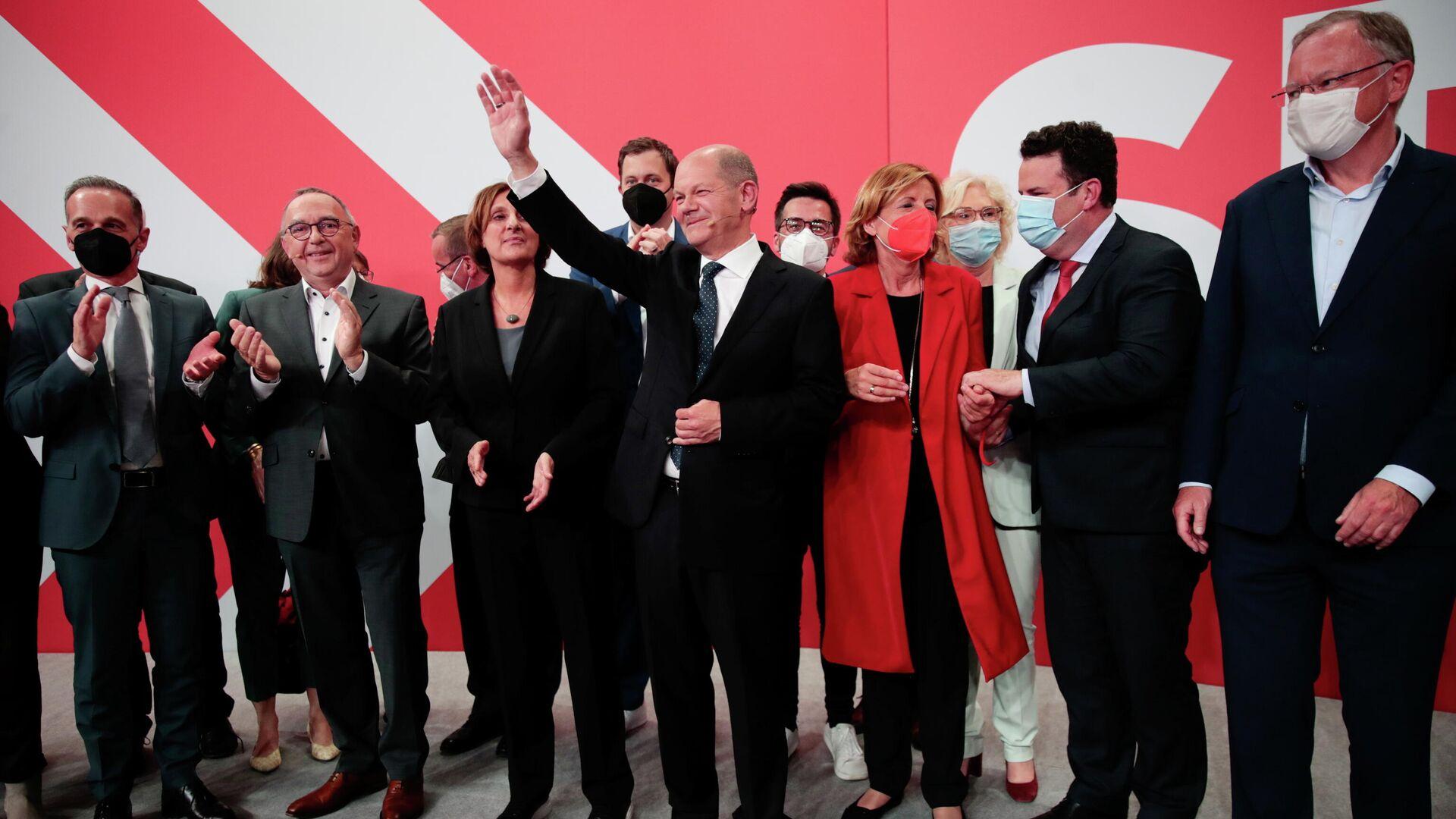 El Partido Socialdemócrata (SPD) de Alemania - Sputnik Mundo, 1920, 26.09.2021