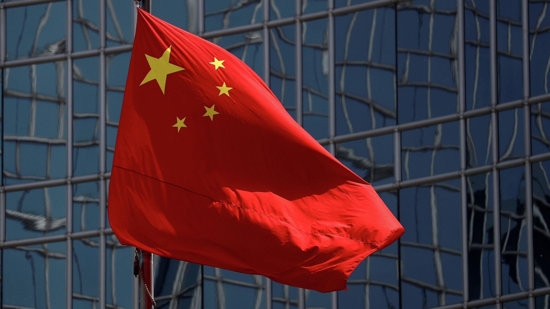 Bandera de China - Sputnik Mundo, 1920, 30.09.2021