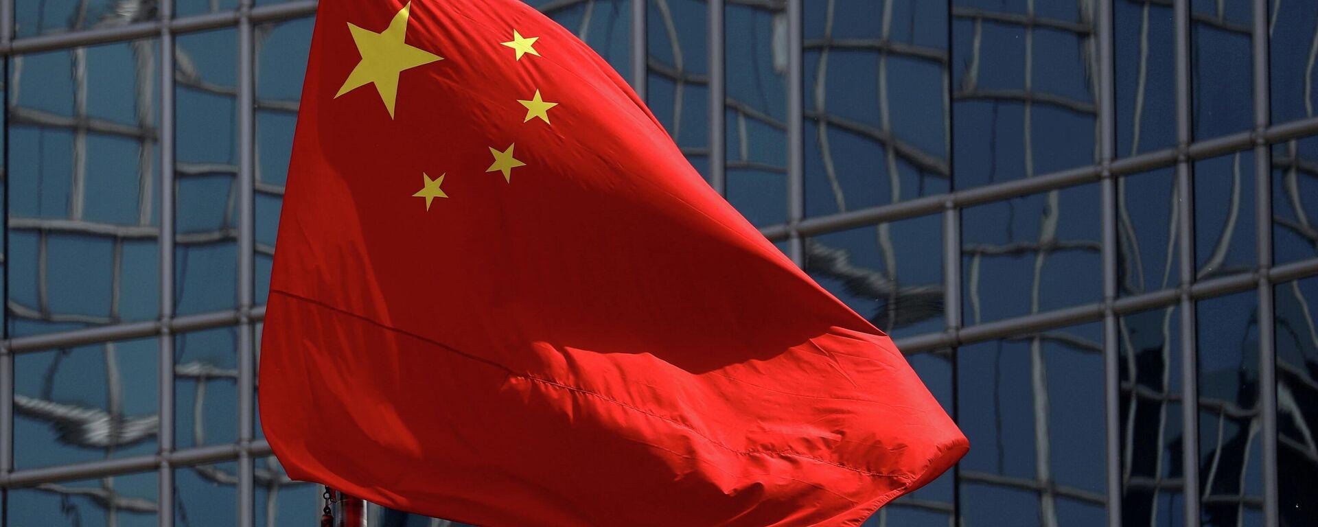 Bandera de China - Sputnik Mundo, 1920, 27.09.2021