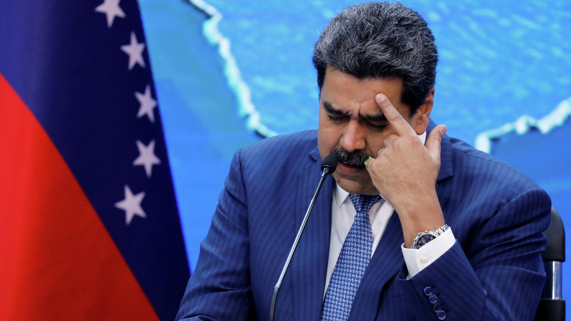 Nicolás Maduro, presidente de Venezuela - Sputnik Mundo, 1920, 27.09.2021