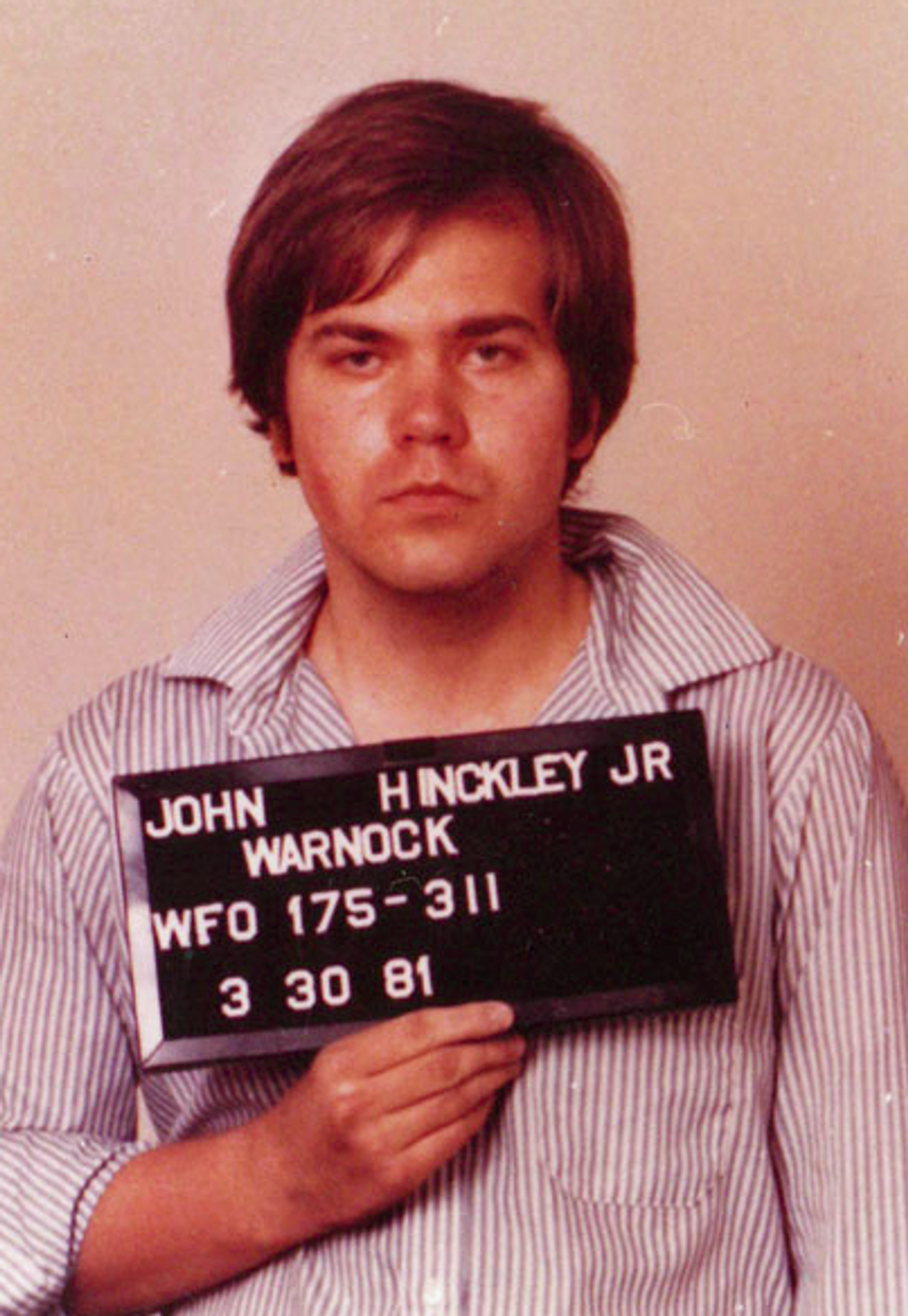 John Hinckley en 1981 - Sputnik Mundo, 1920, 27.09.2021