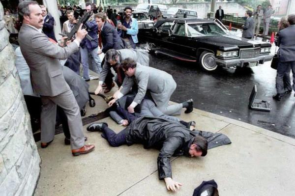 El atentado contra Ronald Reagan, el 30 de marzo de 1981 - Sputnik Mundo
