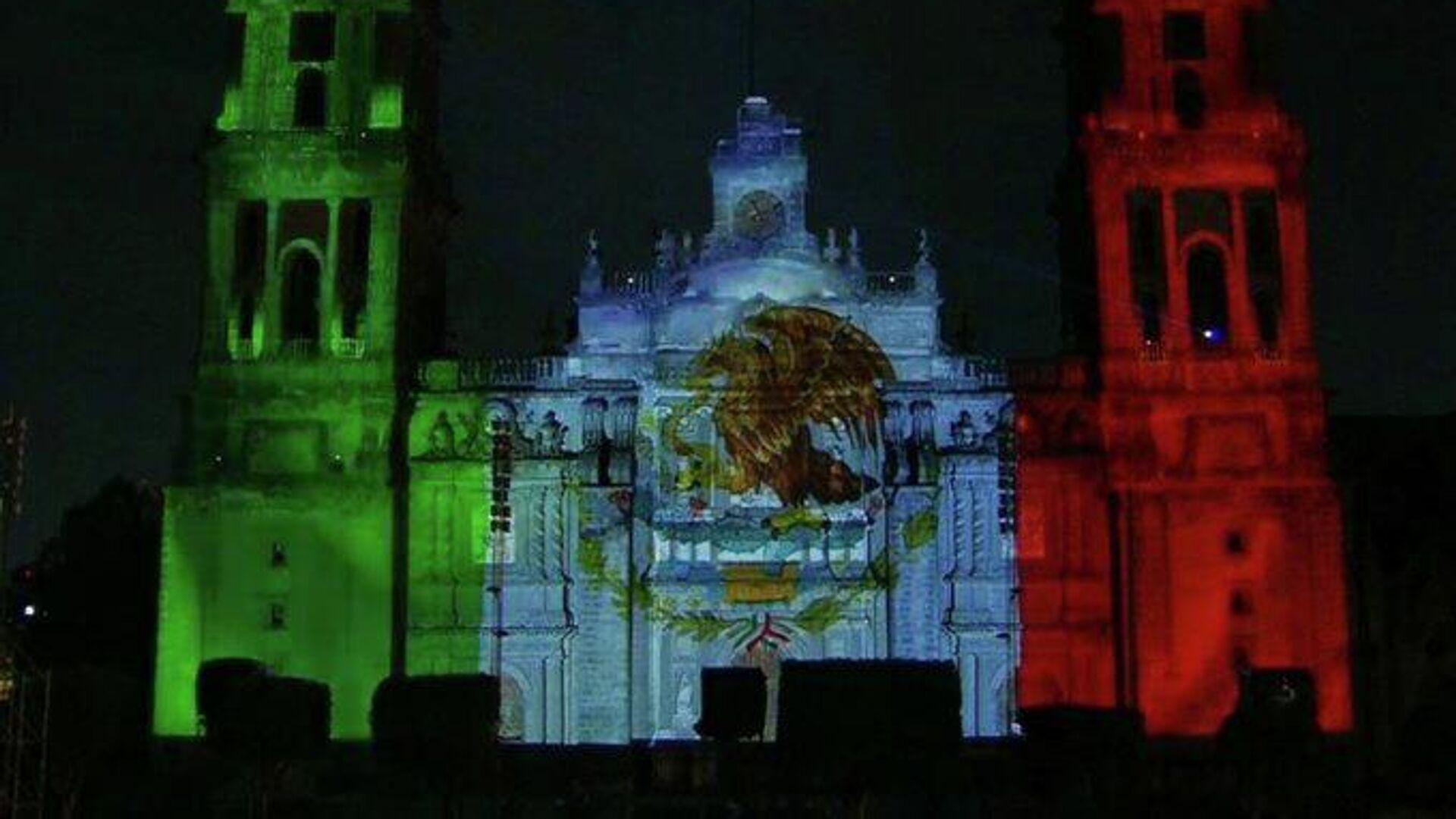 Catedral Metropolitana de la Ciudad de México - Sputnik Mundo, 1920, 27.09.2021