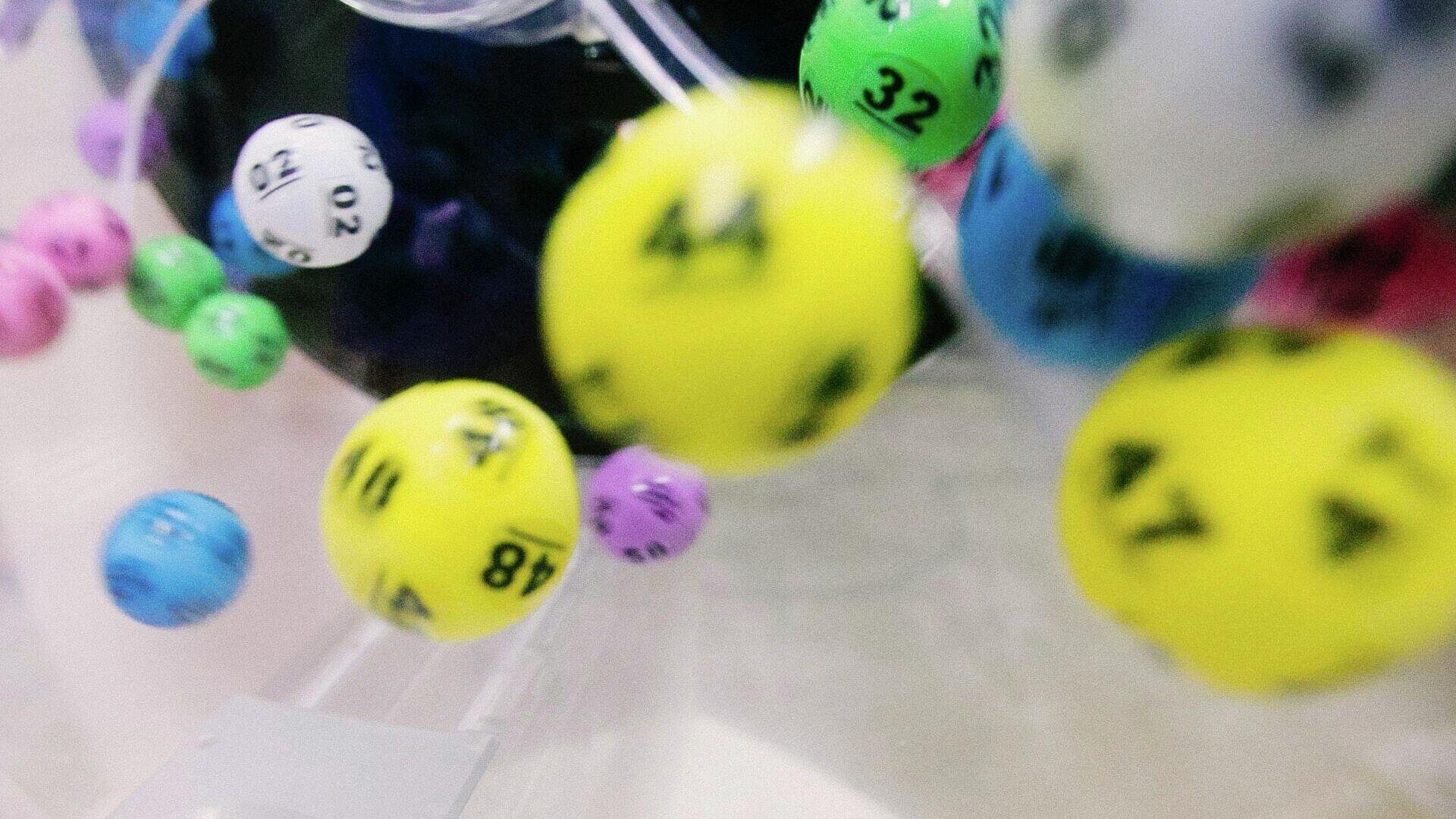 Lotería, Imagen referencial  - Sputnik Mundo, 1920, 27.09.2021