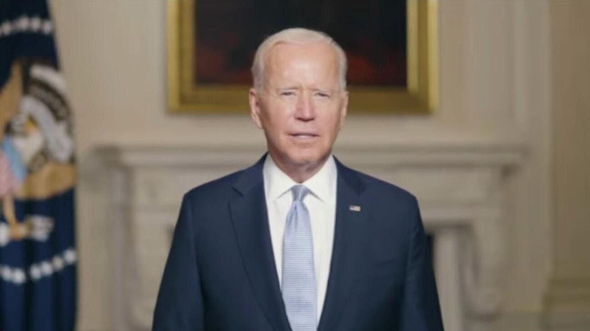 Joe Biden, presidente de Estados Unidos - Sputnik Mundo, 1920, 28.09.2021