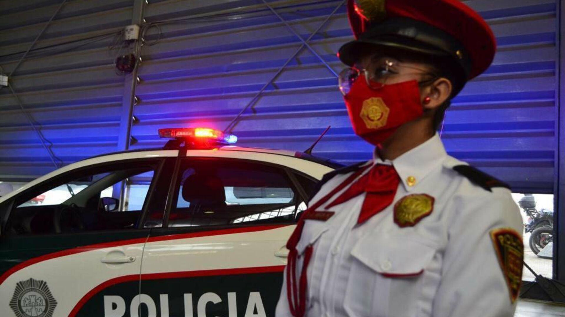 Policía Bancaria e Industrial de la Ciudad de México - Sputnik Mundo, 1920, 28.09.2021