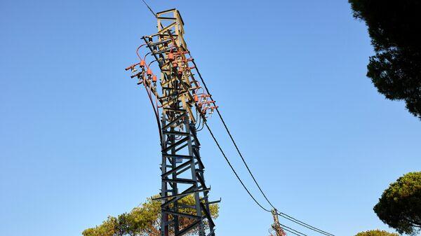 Una central eléctrica en España - Sputnik Mundo