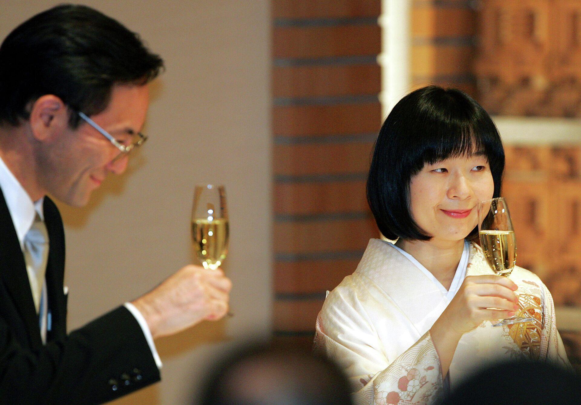 La boda de la princesa Sayako y Yoshiki Kuroda - Sputnik Mundo, 1920, 29.09.2021