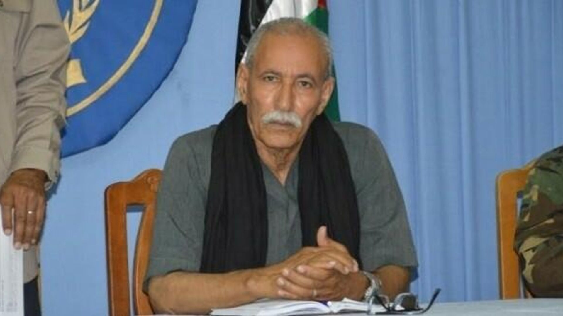 El líder del Frente Polisario, Brahim Ghali - Sputnik Mundo, 1920, 29.09.2021