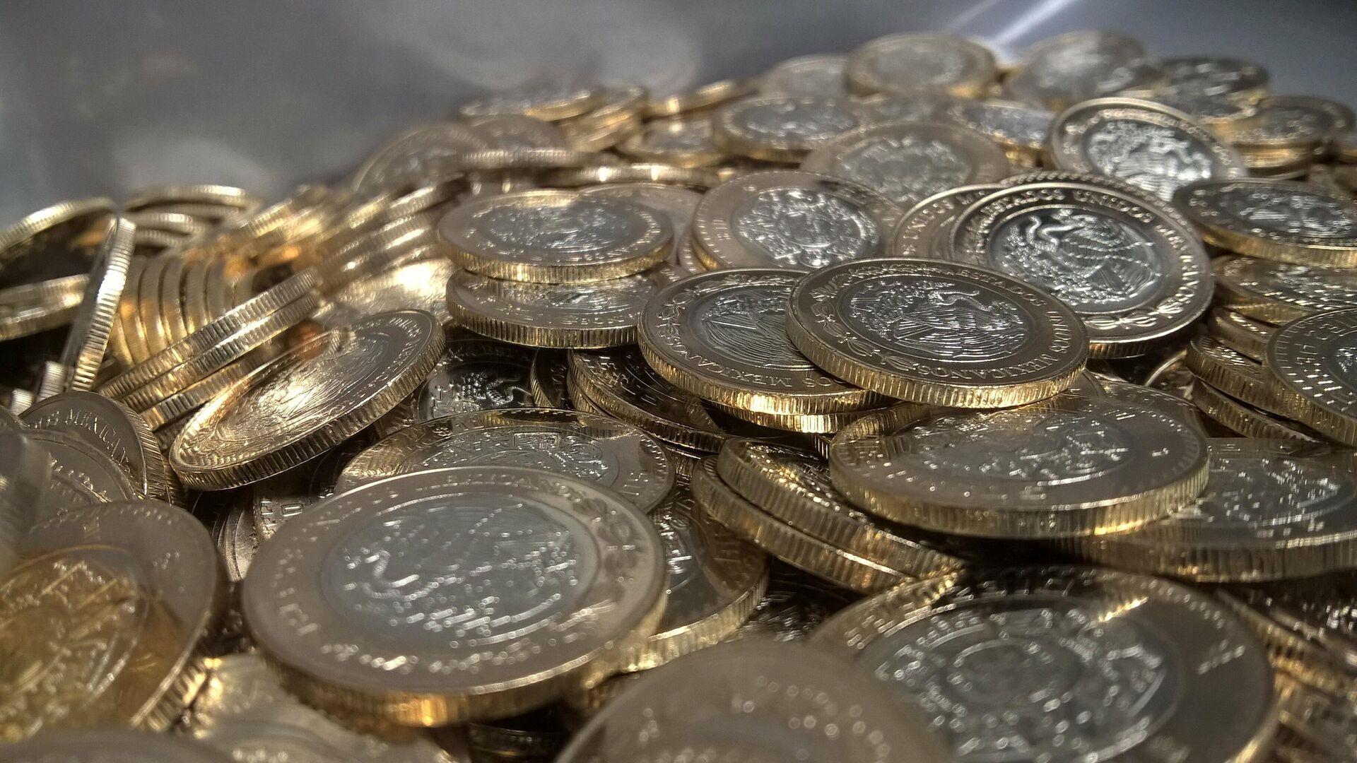 Monedas mexicanas - Sputnik Mundo, 1920, 29.09.2021