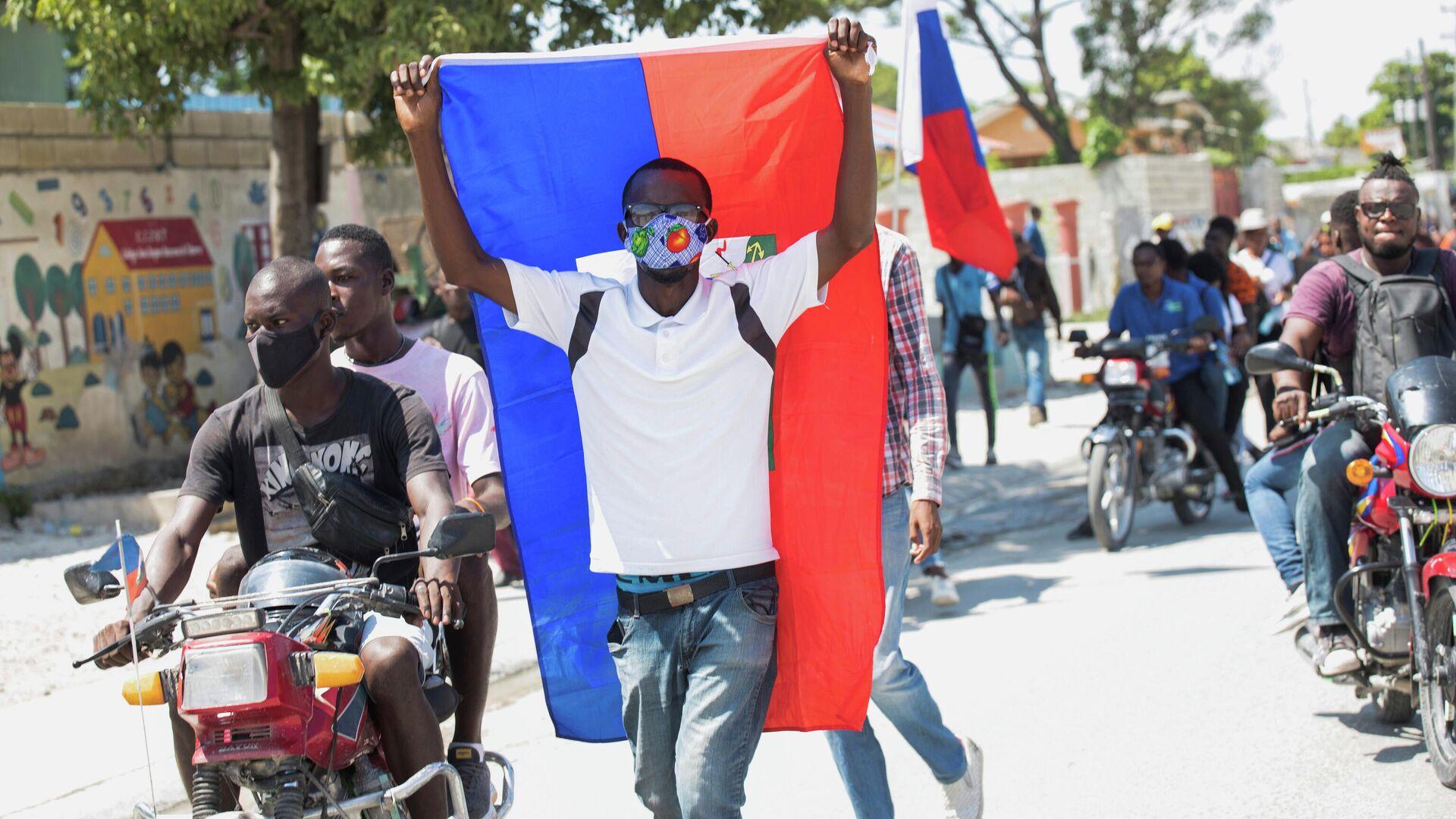 Protestas en Haití - Sputnik Mundo, 1920, 29.09.2021