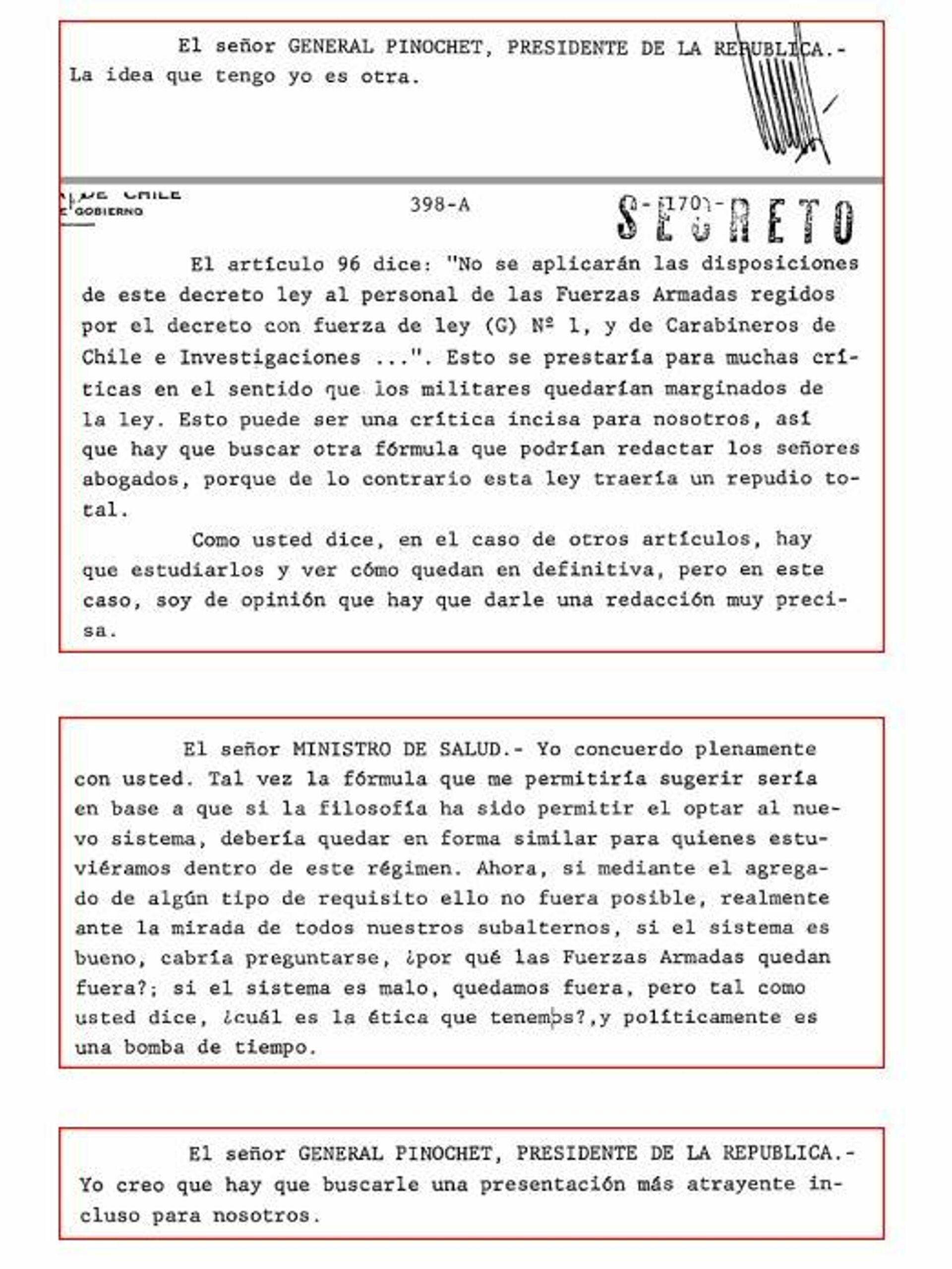 Top Secret Pinochet - Sputnik Mundo, 1920, 29.09.2021