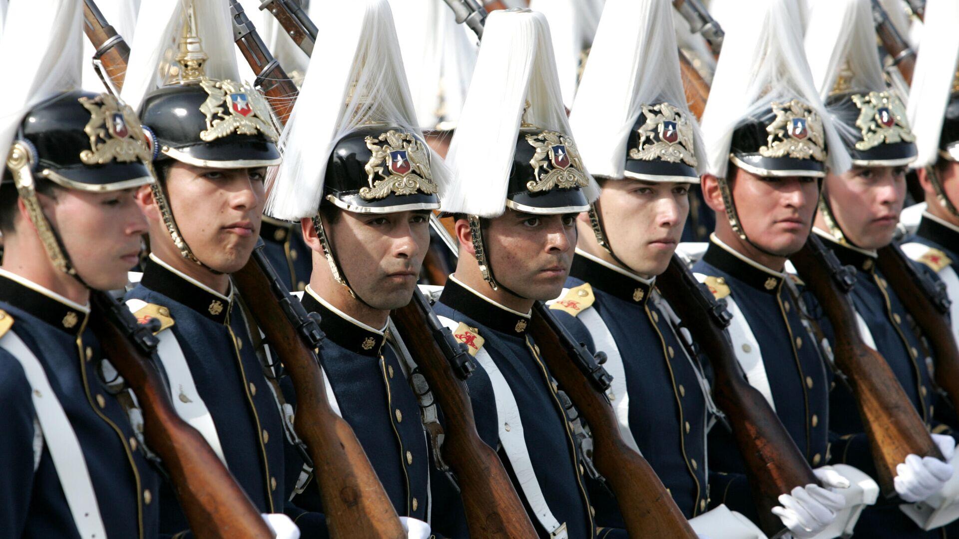 Parada Militar Chile - Sputnik Mundo, 1920, 29.09.2021