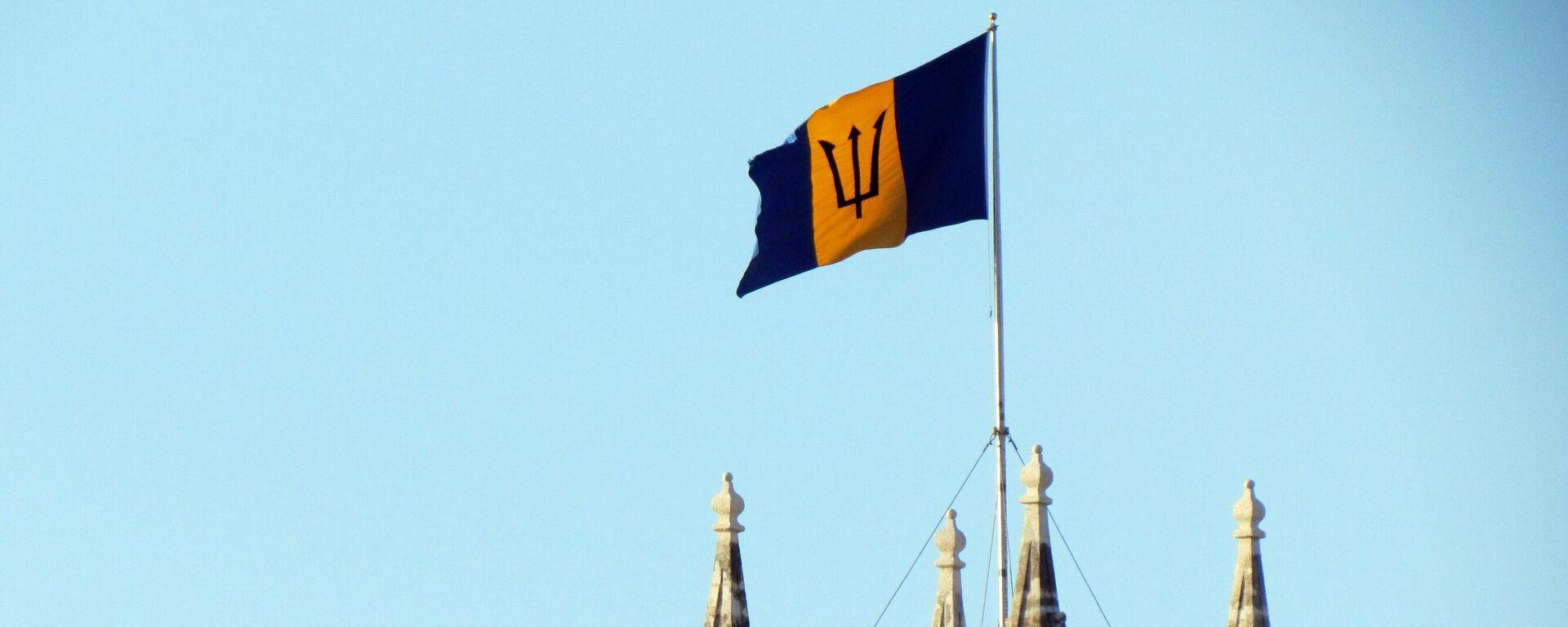 Bandera de Barbados  - Sputnik Mundo, 1920, 30.09.2021