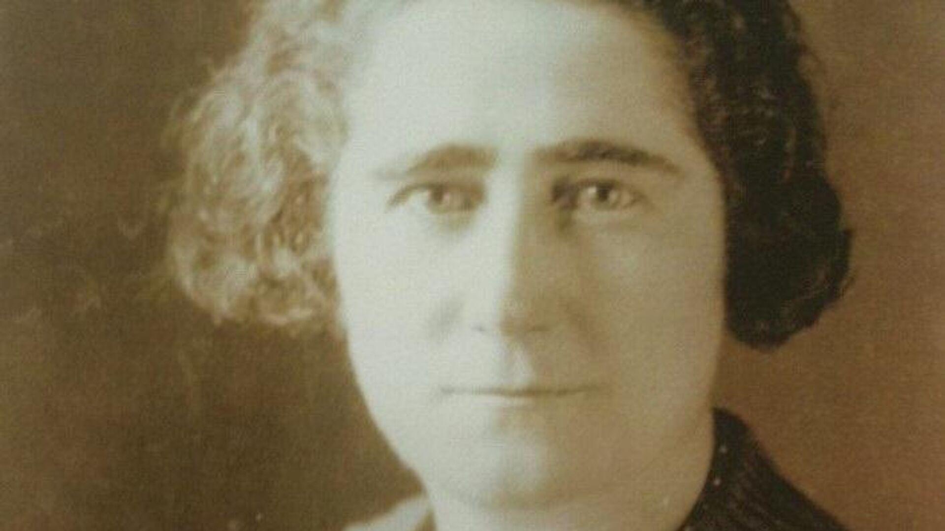 La diputada de la Segunda República, impulsora del voto femenino, Clara Campoamor.  - Sputnik Mundo, 1920, 01.10.2021
