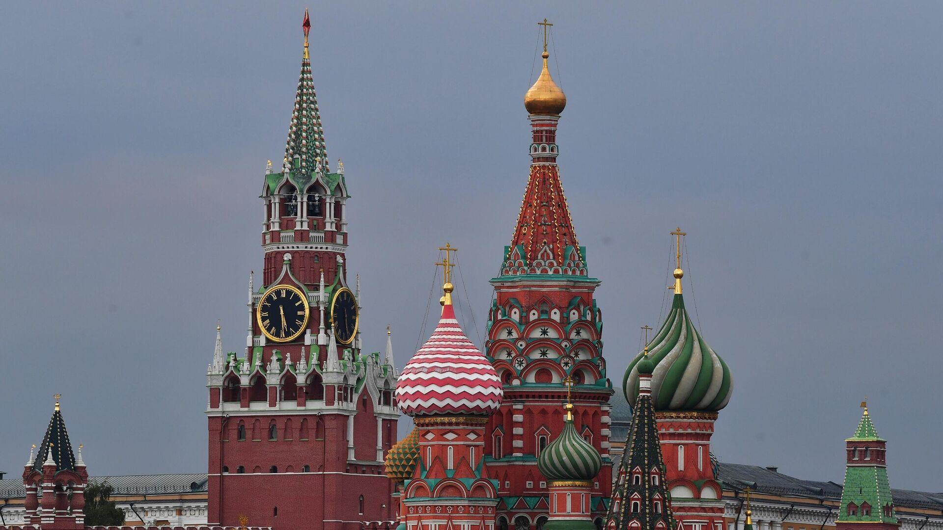 EL Kremlin de Moscú - Sputnik Mundo, 1920, 01.10.2021