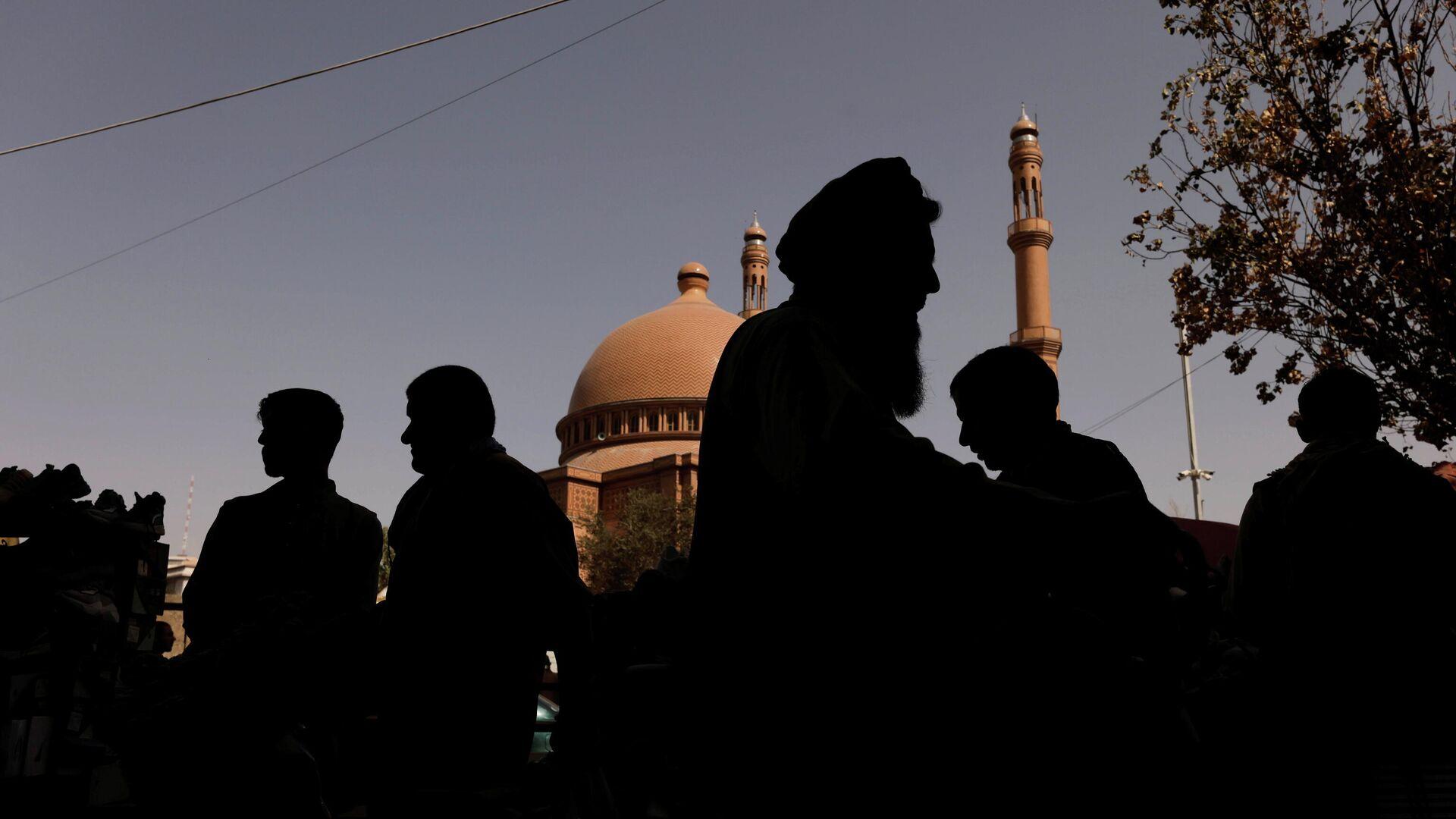 Una mezquita en Kabul - Sputnik Mundo, 1920, 03.10.2021