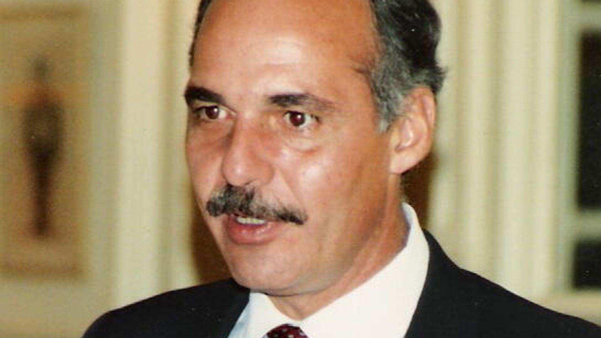 El expresidente salvadoreño Alfredo Cristiani (1989-1994) - Sputnik Mundo, 1920, 03.10.2021
