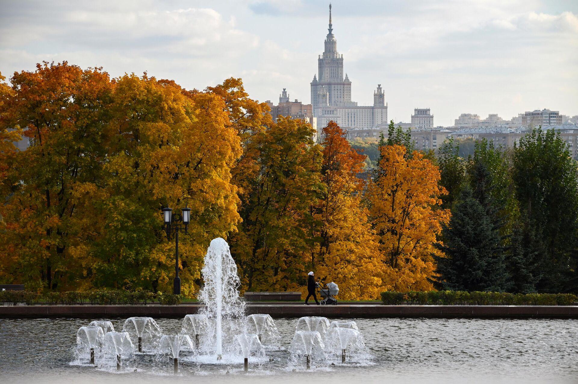 Los arces de Moscú - Sputnik Mundo, 1920, 04.10.2021