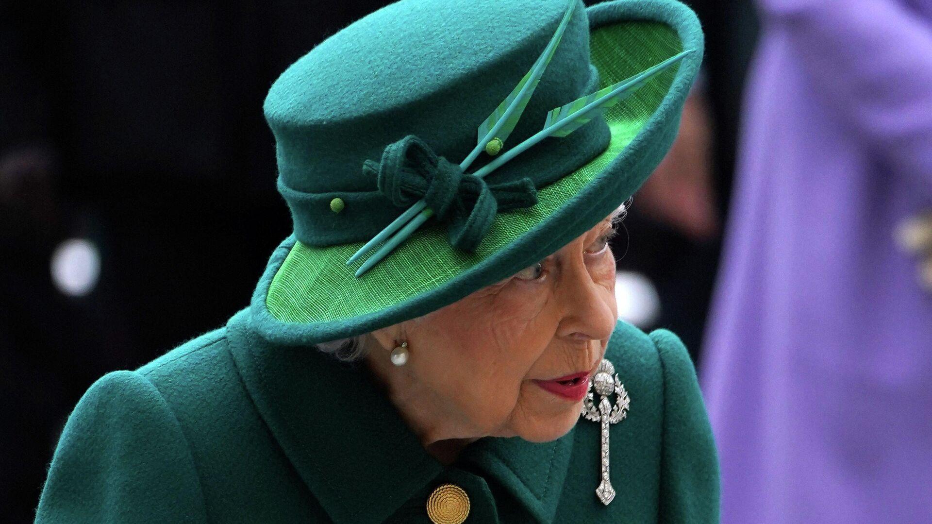 La reina Isabel II - Sputnik Mundo, 1920, 04.10.2021