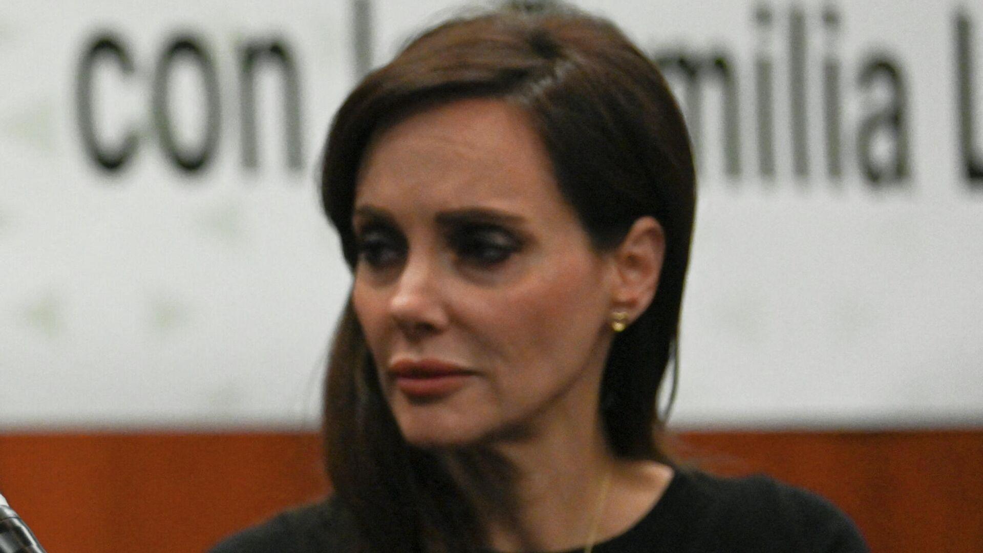 Lilly Téllez, senadora de México  - Sputnik Mundo, 1920, 05.10.2021