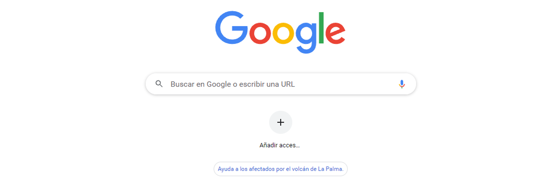 Enlace de ayuda de Google para los afectados de La Palma - Sputnik Mundo, 1920, 06.10.2021