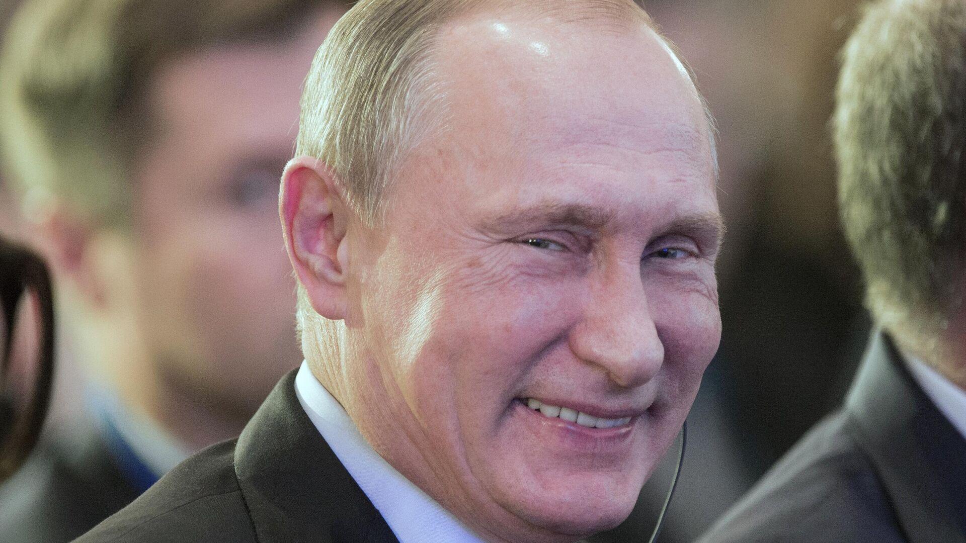 Vladímir Putin, presidente de Rusia - Sputnik Mundo, 1920, 07.10.2021